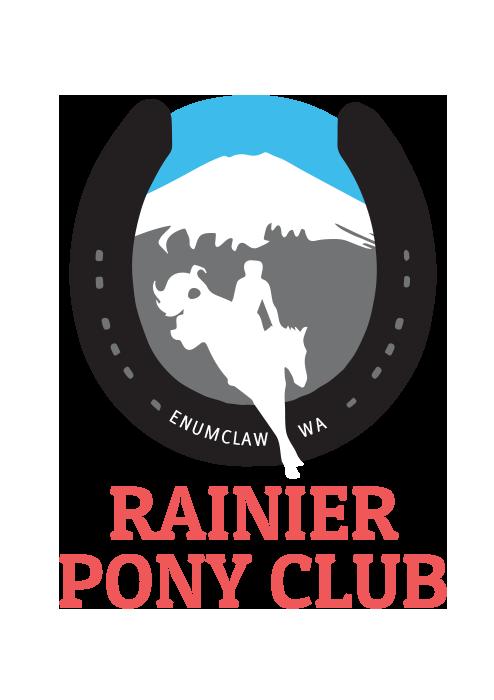 Rainier Pony Club logo