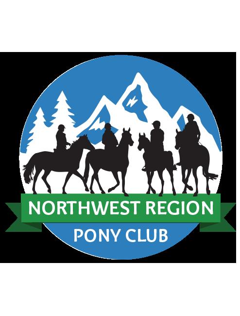Northwest Pony Club logo