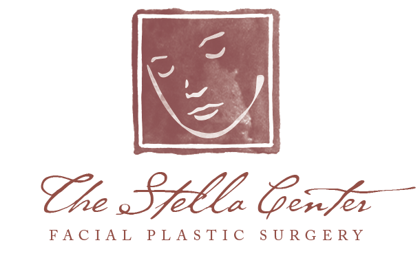 The Stella Center business card image