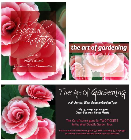 West Seattle Garden Tour - Zango Creative