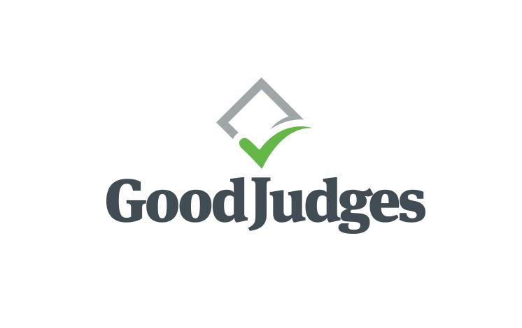 Good Judges logo
