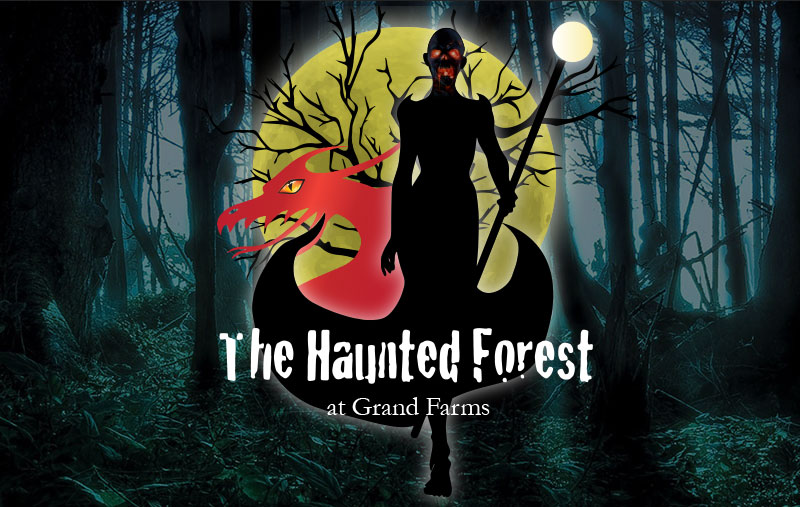 Haunted Forest at Grand Farms